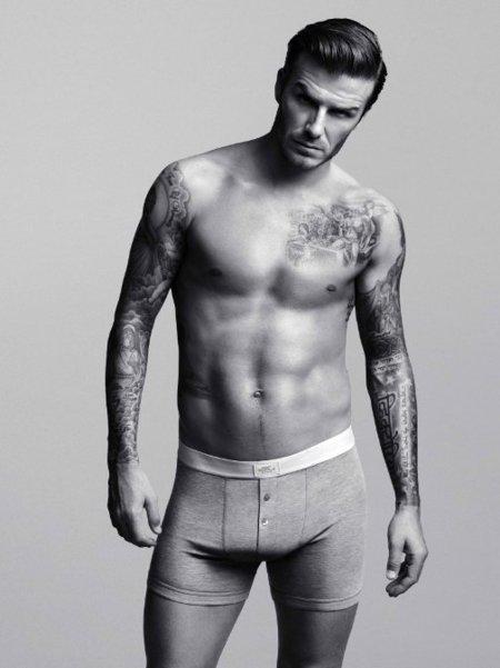 Moda para hombres: la ropa interior de Beckham frente a las rebajas