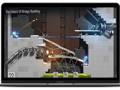 Bridge Constructor Portal para macOS ya se puede descargar desde la Mac App Store