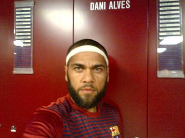 Que no, que Dani Alves no sabe nada de Bar Refaeli, ¿me entiendes?