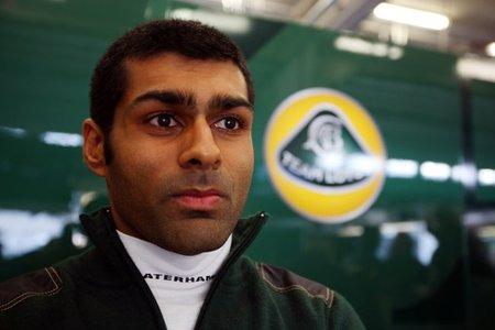 GP de India F1 2011: Karun Chandhok no será titular con Team Lotus