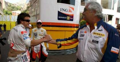 Renault ya tiene lo que hay que tener para fichar a Alonso