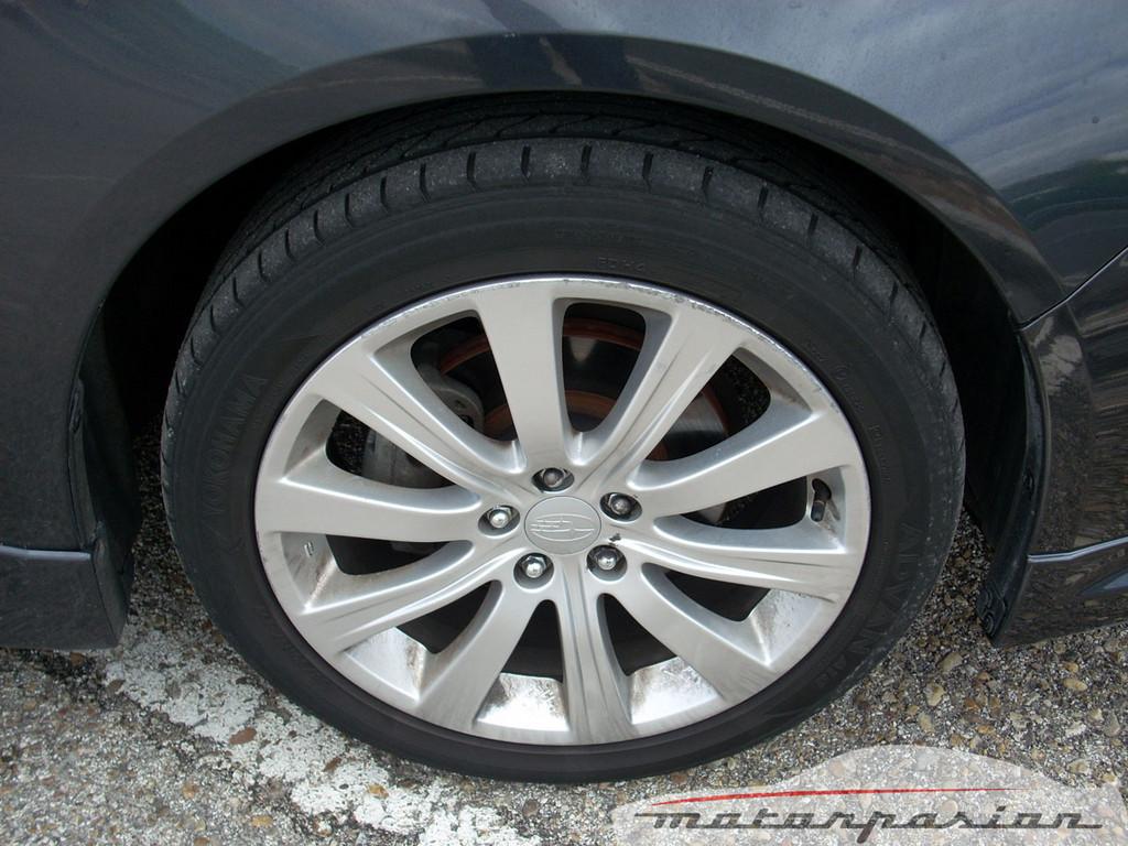Foto de Subaru Impreza Sport (prueba) (26/32)