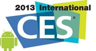 CES 2013: así ha estado Android en la feria de Las Vegas