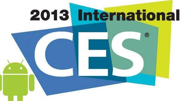 CES 2013 Android