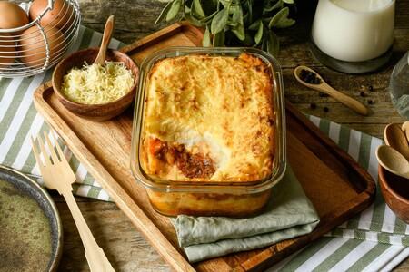 Pastel De Patata Y Carne Picada Con Tres Ingredientes Secretos