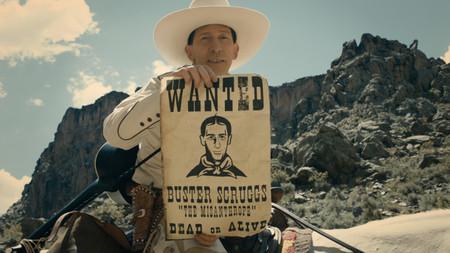 'La balada de Buster Scruggs' es adaptada a película: el western de los Coen para Netflix competirá en Venecia y buscará el Óscar