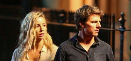 'La Momia', primeras fotos del reboot con Tom Cruise