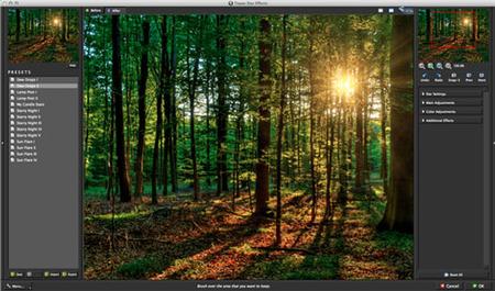 Topaz Star Effects o cómo aplicar interesantes destellos a tus fotografías