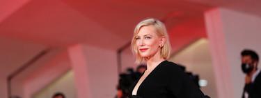 Cate Blanchett luce en el Festival de Venecia un vestido de hace cinco años y le queda igual de impecable