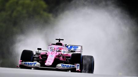 Sergio Perez F1 2020 2
