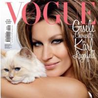 Choupette, el lindo gatito (de Karl Lagerfeld) que está de moda