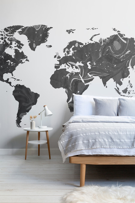 Globetrotter B W Roomset