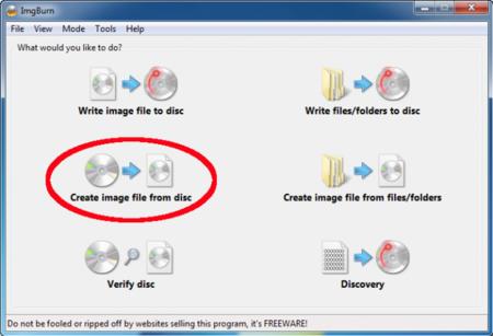 Crear imagen ISO de Windows 8 con ImgBurn