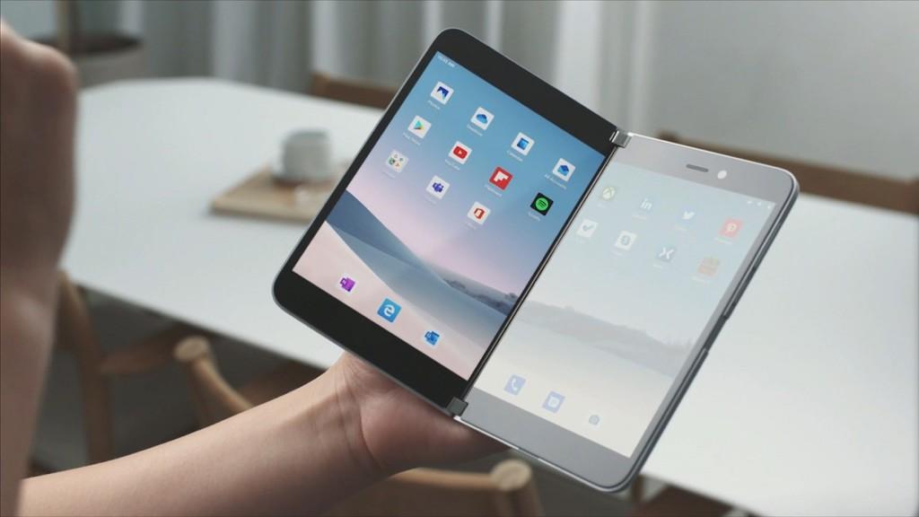 Las posibles especificaciones de Surface Duo apuntan a 6 GB de RAM, Snapdragon 855 y una sola cámara de 11 MP