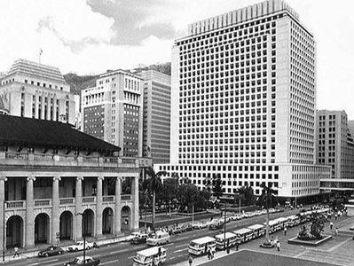 Cartier re-inaugura su boutique de Hong Kong, la primera abierta en Asia en 1970