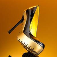 Los zapatos imposibles de Yves Saint Laurent