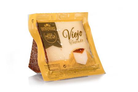El 13 mejor queso del mundo es un mezcla curado de Mercadona (que cuesta solo 10 euros el kilo)