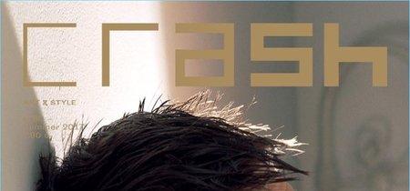 Robert Pattinson vestido de Dior en la portada de la revista Crash