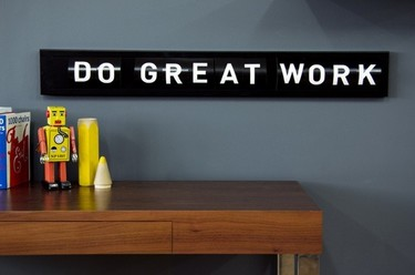 Cinema Type Board, un aliado perfecto para decorar con texto