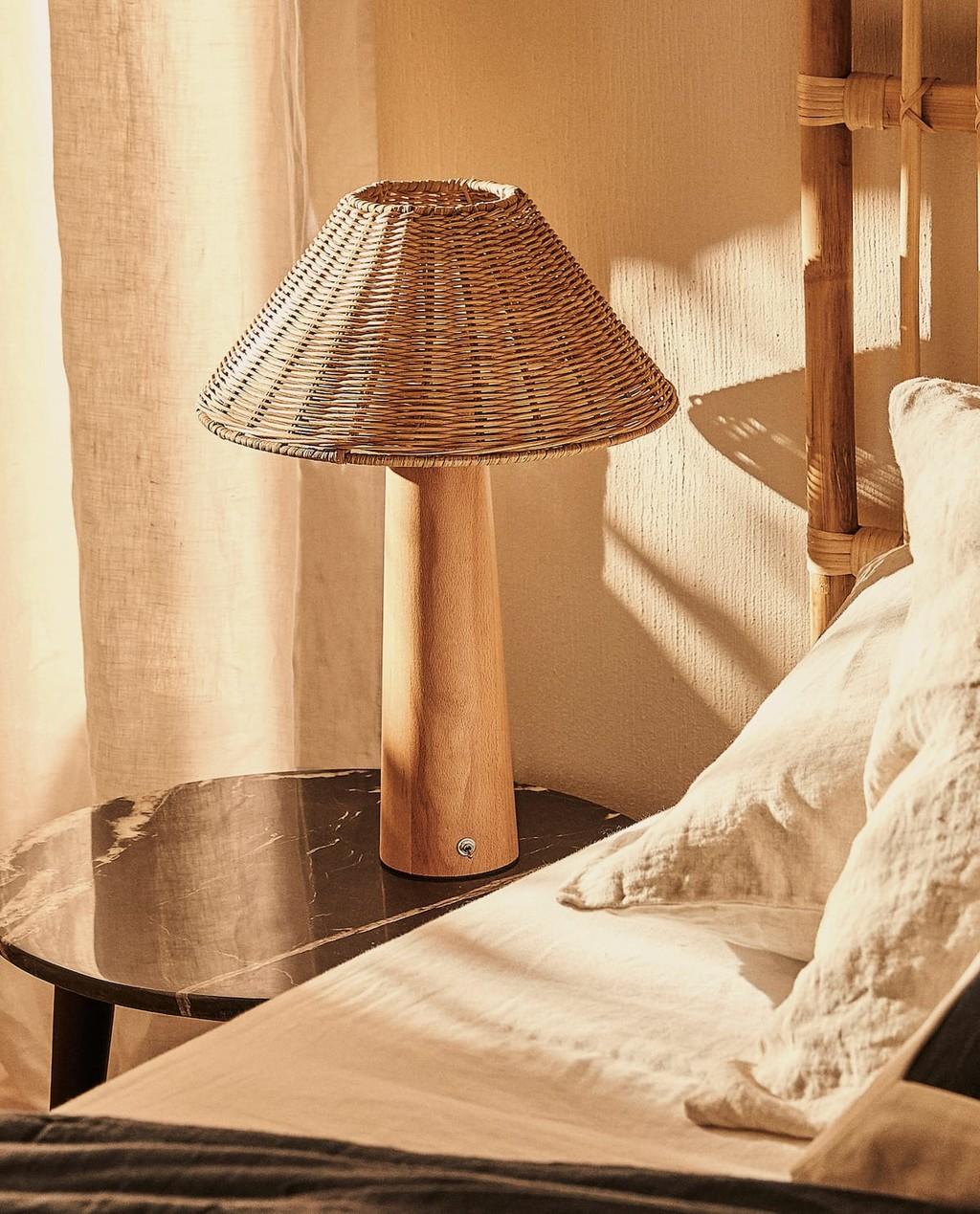 Rebajas en Zara Home; los muebles y cestas de fibras vegetales rebajados que te ayudarán a hacer de tu casa un espacio más natural