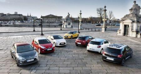 Coches de moda: Citroën DS3