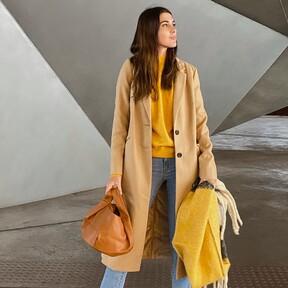 El otoño de Amazon Moda se viste con jerséis, cárdigans y vaqueros: cinco looks todoterreno que podemos repetir sin parar