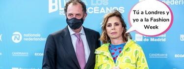 Ágatha Ruiz de la Prada y Luis Gasset rompen su relación: poco más de un año de amor y una pandemia de por medio