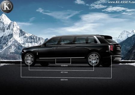 Rolls-Royce Cullinan LImo 3
