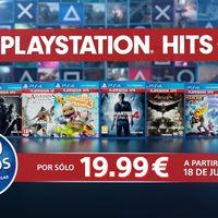 Anunciada la línea PlayStation Hits, los mejores videojuegos de PS4 rebajados hasta los 19,99 euros