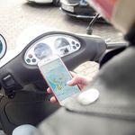 """TomTom VIO, análisis: si te mueves en moto por cuidad, este """"GPS"""" es el guía que estabas esperando"""