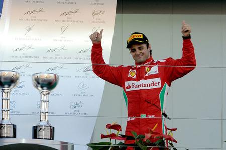 ¿El renacer de Felipe Massa?