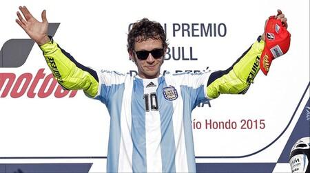 Rossi Argentina Motogp 2015