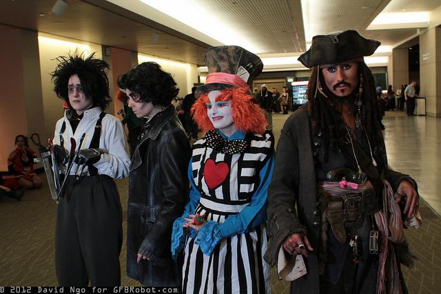 Foto de Halloween, disfraces inspirados por el cine (17/43)