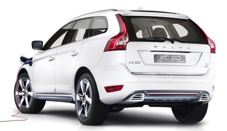 Volvo XC60 Plug-in Hybrid Concept 05