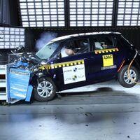 El Dacia Duster y el Suzuki Swift se llevan un rapapolvo de Latin NCAP y cero estrellas tras las pruebas de choque