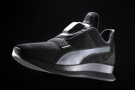 """Puma también se suma a la moda de las zapatillas """"futuristas"""" que se atan solas con las nuevas Fit Intelligence (Fi)"""