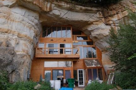 Casas poco convencionales: vivir en una cueva