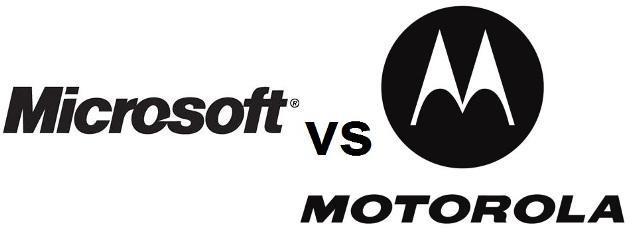 Microsoft vs Motorola