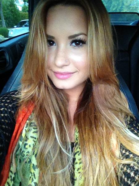 Demi Lovato vuelve a dar el cante con chulazo incluido