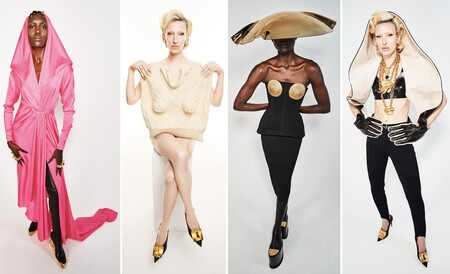 Schiaparelli presenta su nueva colección Otoño-Invierno 2021/2022 con diseños arriesgados y muy exuberantes