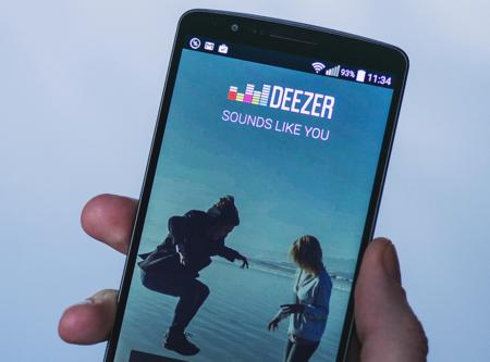 Deezer se posiciona como el servicio de streaming de música con más canciones en el mundo