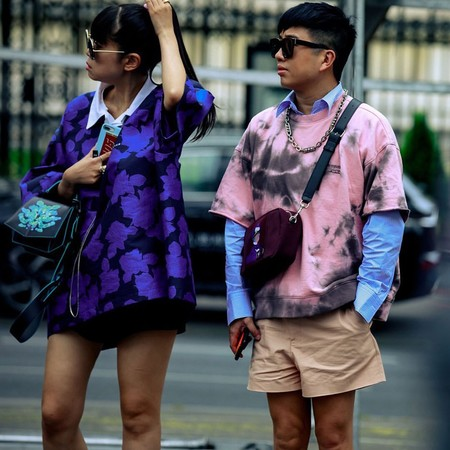 El Mejor Street Style De La Semana Paris Fashion Week Mens Spring Summer 2020 06