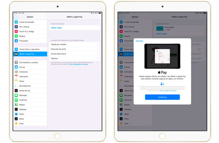 Activa Apple Pay En Ipad