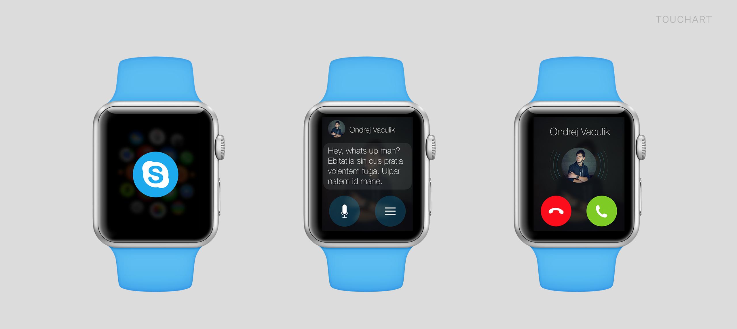 Foto de Así pueden ser algunas aplicaciones en el Apple Watch (8/13)