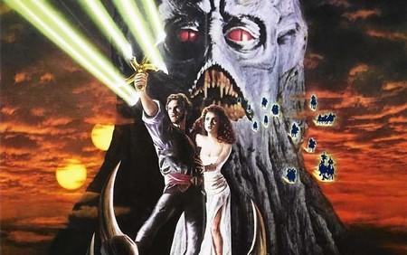 Cine en el salón: 'Krull', ¿fantasía incomprendida?