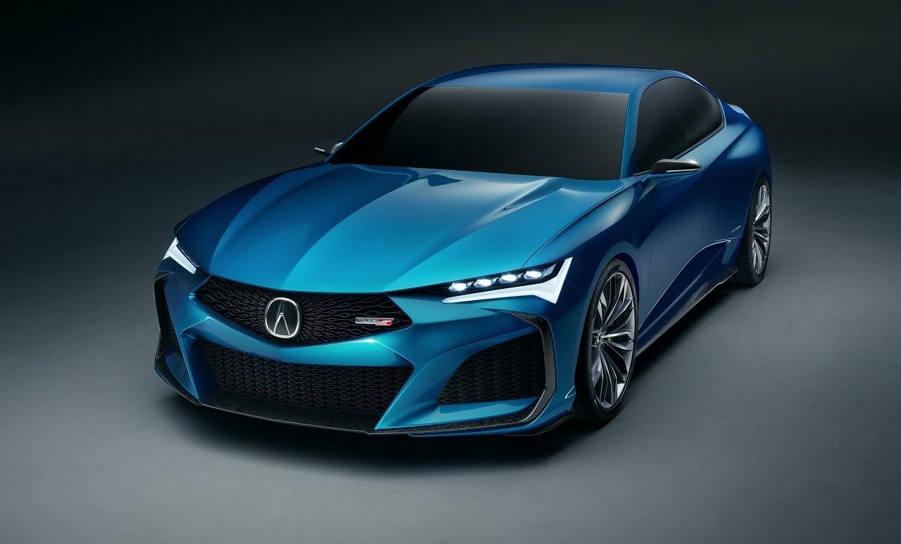 Foto de Acura Type S Concept (1/8)