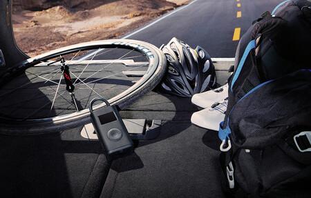 Bomba Aire Xiaomi Bici Moto