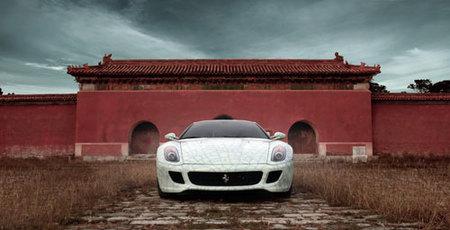 Ferrari 599 GTB Fiorano China Limited Edition por Lu Hao
