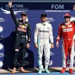 Pole de Nico Rosberg en Spa-Francorchamps. Hamilton sancionado por cambiar motor