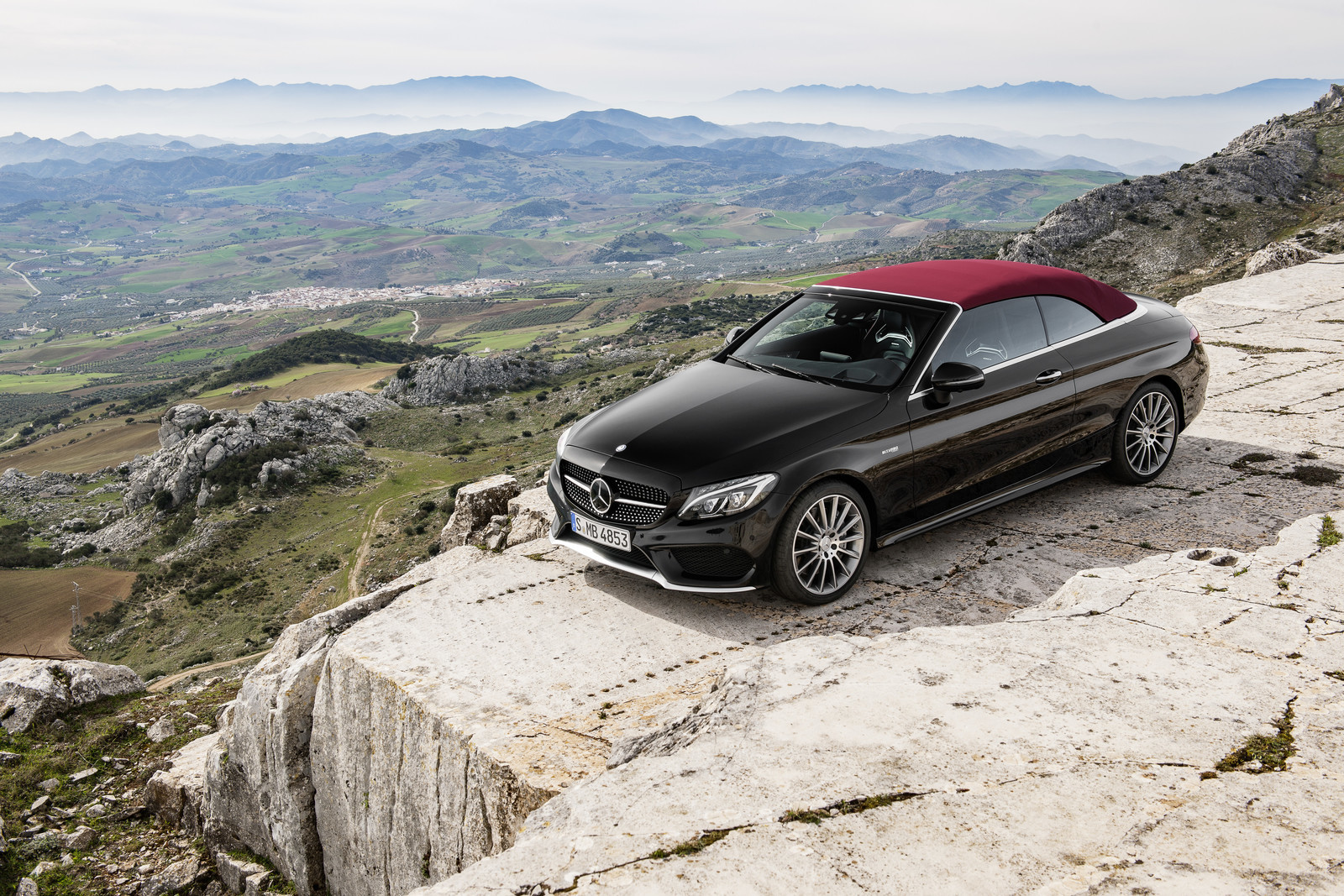 Foto de Mercedes-Benz Clase C y C 43 AMG Cabrio (20/28)